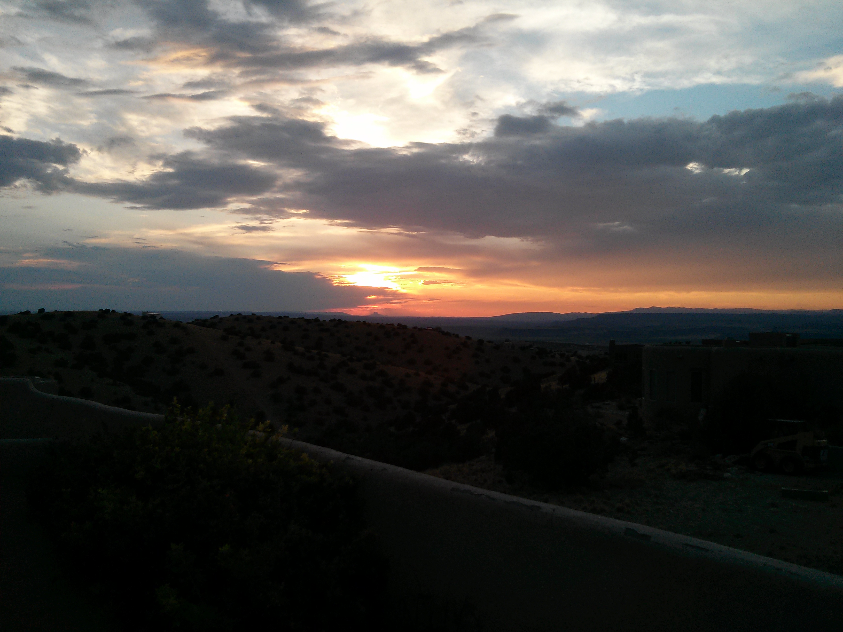 Sunrise Drive, Placitas, NM