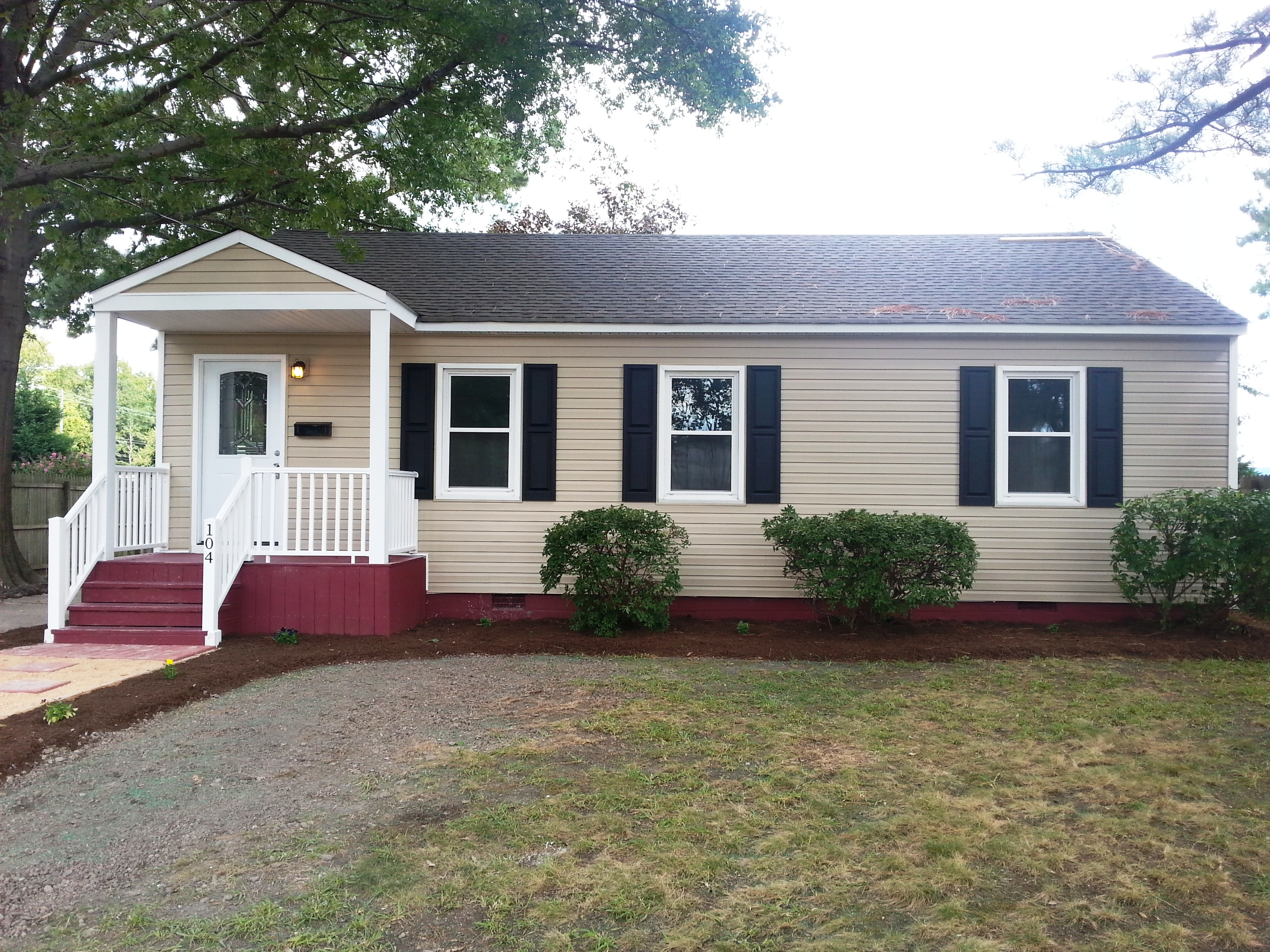 REDUCED TO SELL-104 SWAIN AVENUE IN CHESAPEAKE