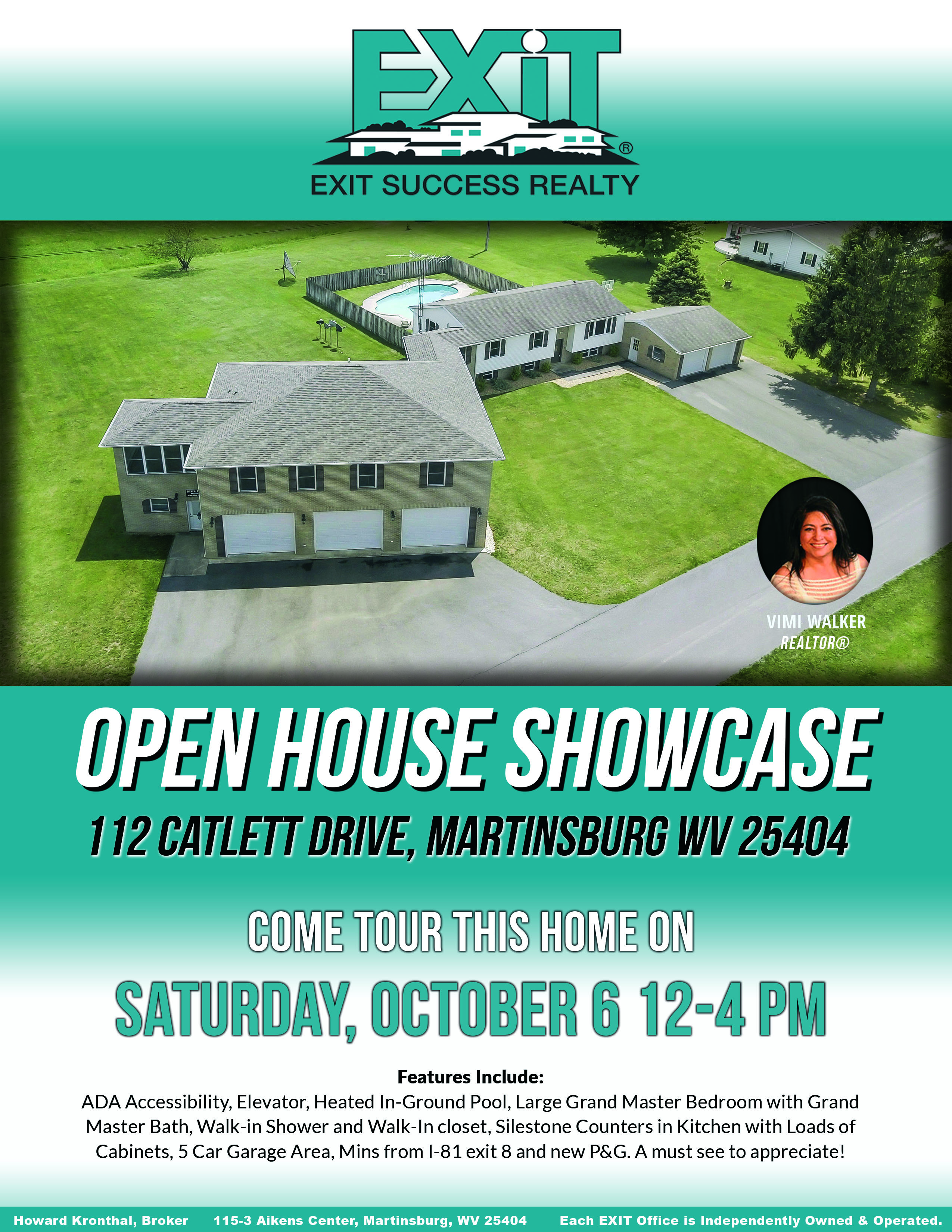 EXIT Success Realty Hosts Open House Showcase