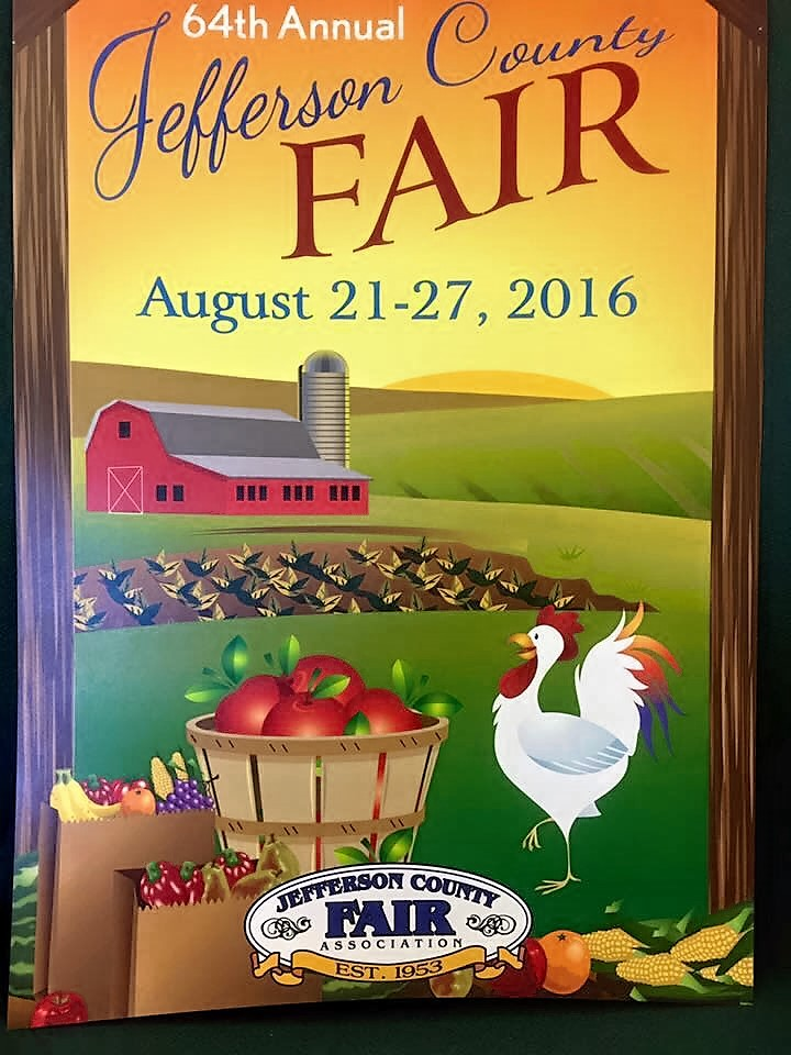 Jefferson County Fair Poster