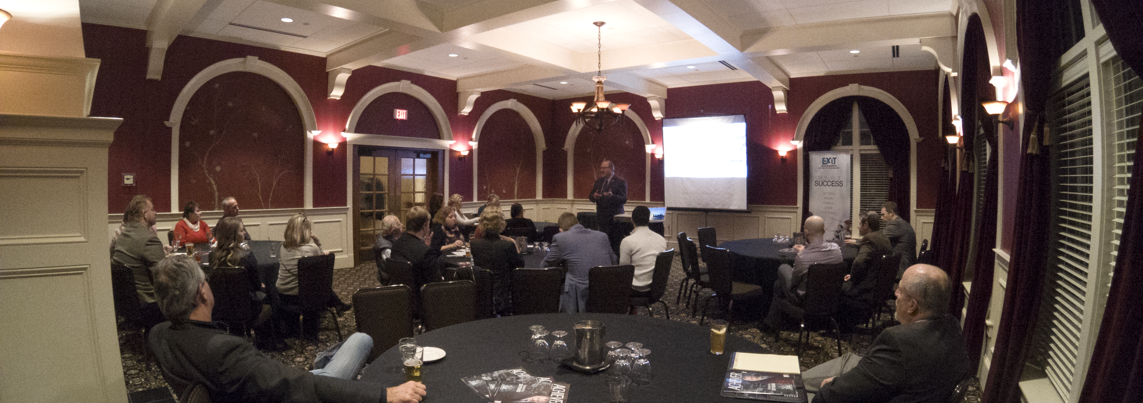 Golden Valley Country Club and After Hours with EXIT Realty Metro