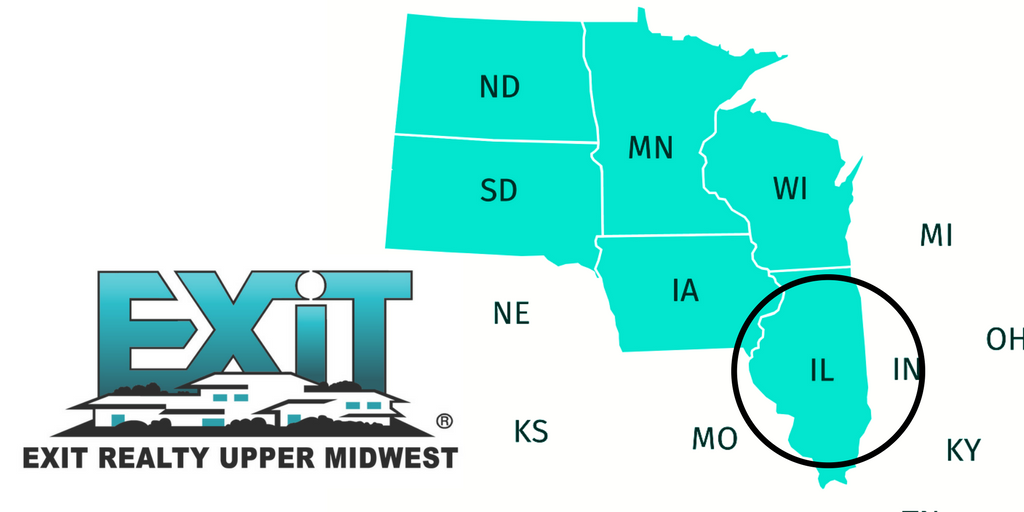 EXIT Upper Midwest States