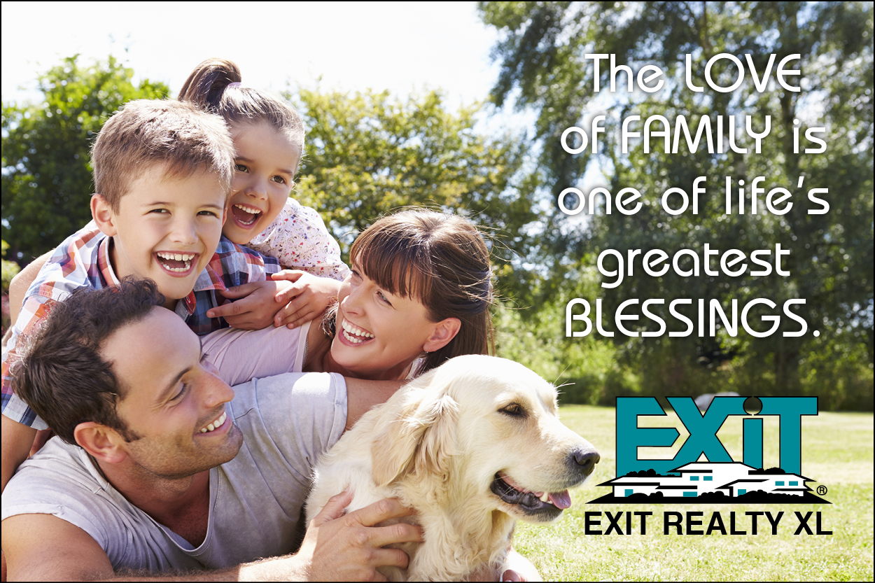 EXIT Realty XL Family Time!