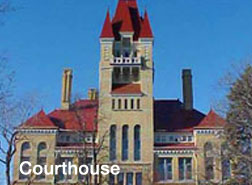 Memorial Day Celebration/Free admission Old Courthouse Museum