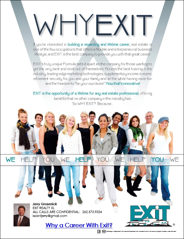 Why EXIT Realty