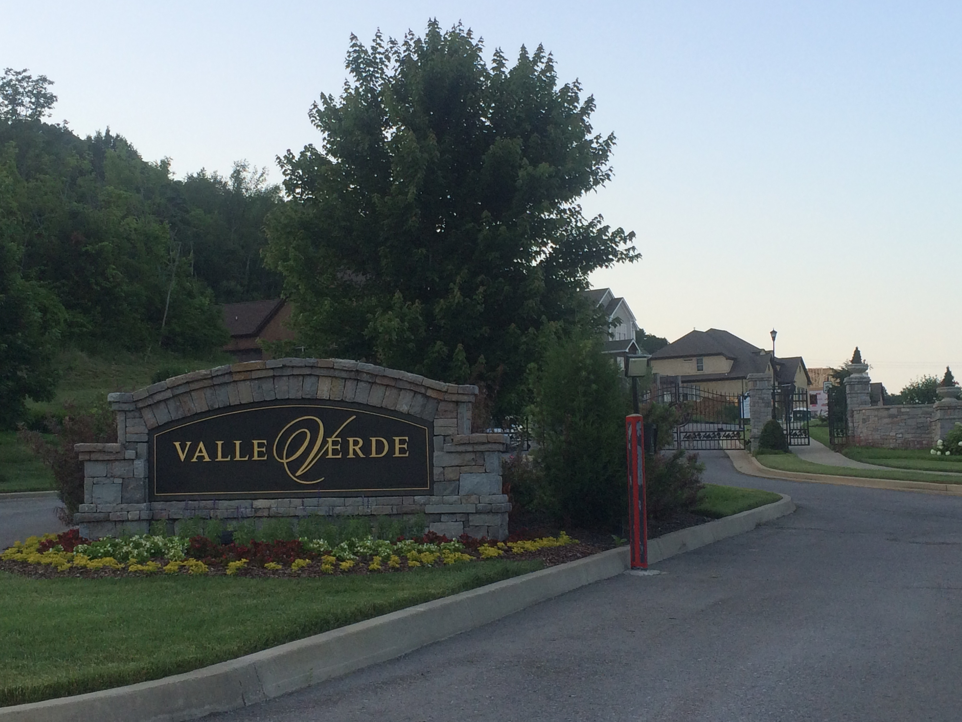 Valle Verde Subdivision in Franklin TN