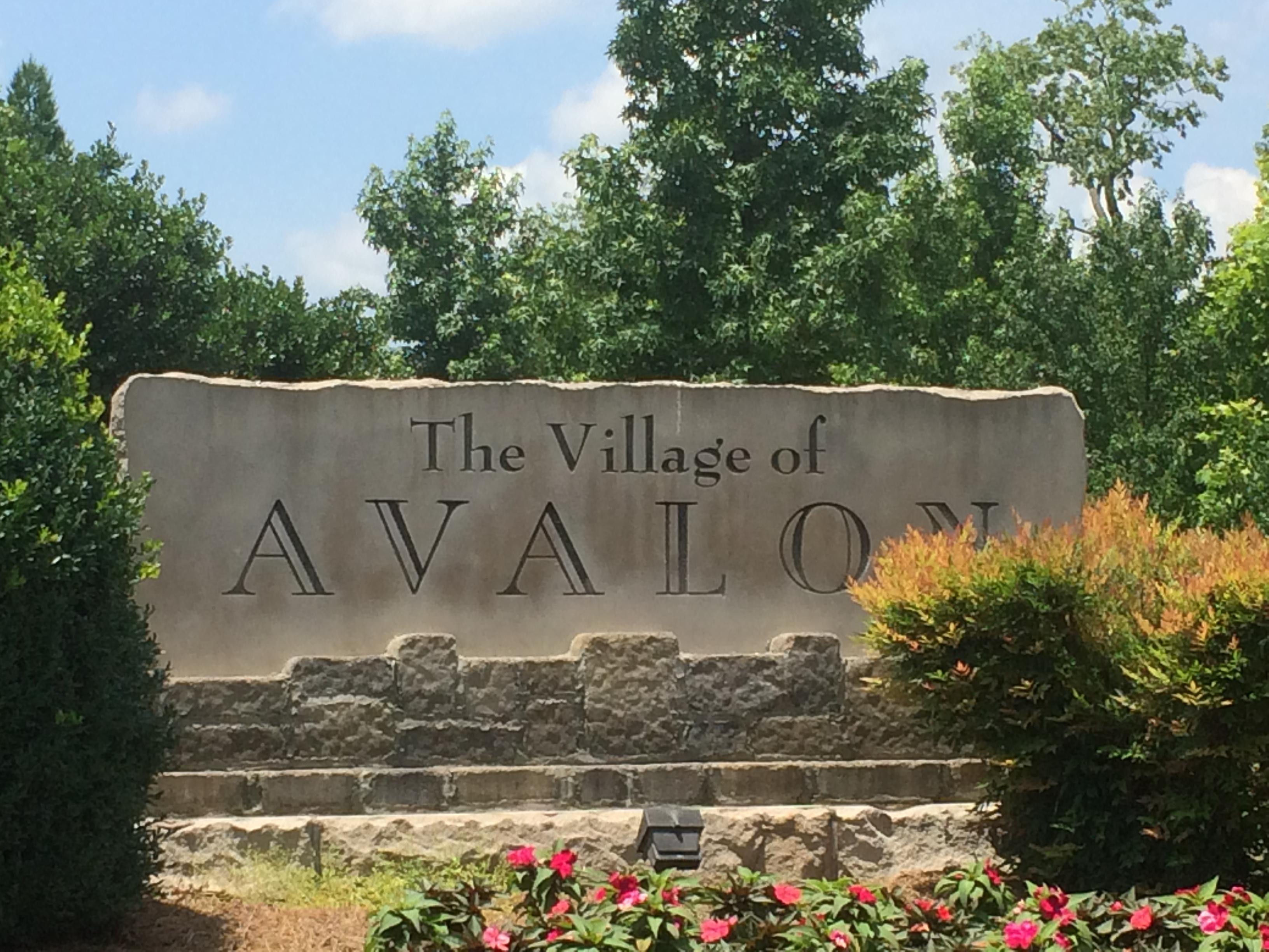 Avalon Subdivision in Franklin TN