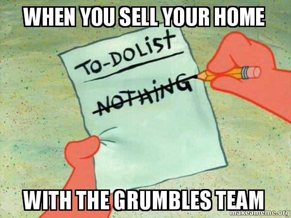 You have Nothing to do When You Sell in Franklin With The Grumbles Team