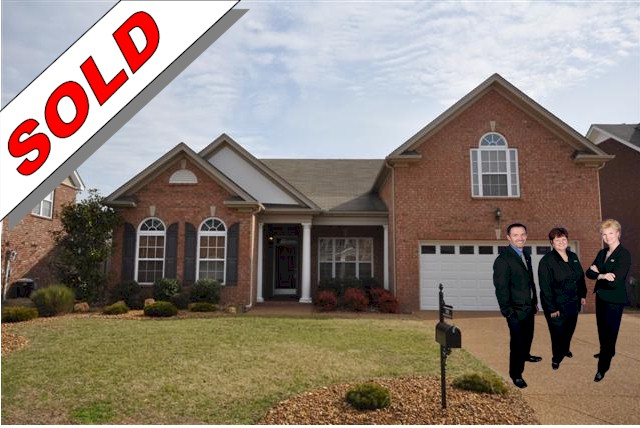 Spring Hill TN Real estate Sold by The Grumbles Team