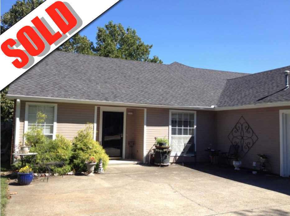 The house SOLD by The Grumbles Team in Hunters Chase Subdivision