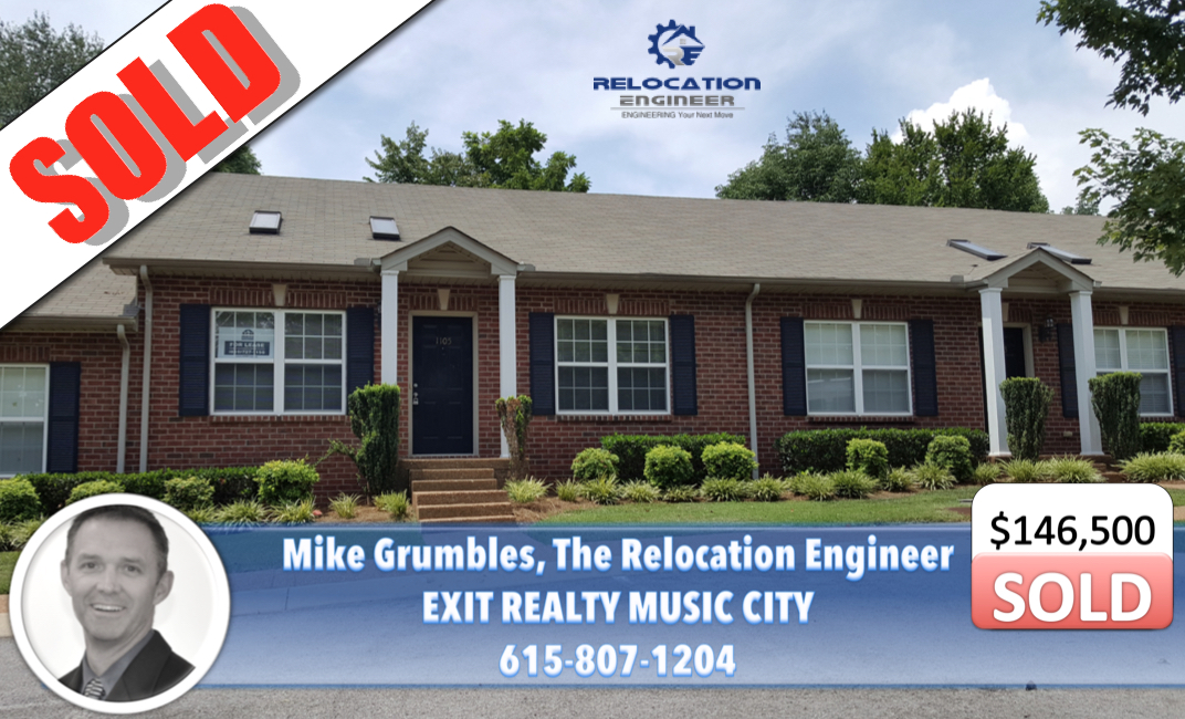 1105 Cashmere Thompsons Station TN sold by The Relocation Engineer
