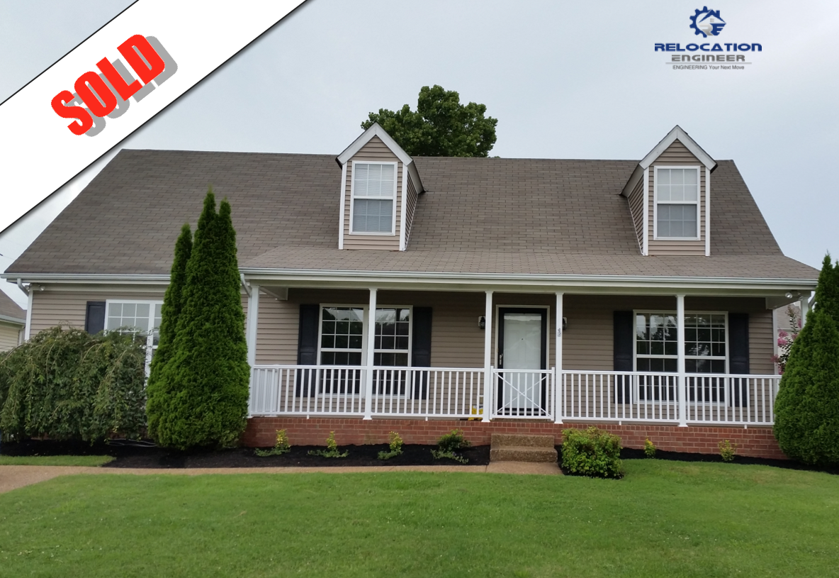 2126 Long Meadow Dr Spring Hill, SOLD BY THE RELOCATION ENGINEER