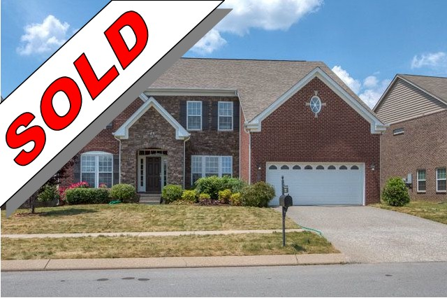 SOld by The Grumbles Team 2137 Grand Street Nolensville TN Real Estate
