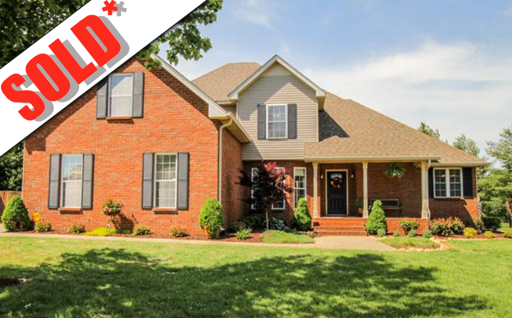 SOLD 2342 AMber Glen Drive Murfreesboro TN 37128 by The Grumbles Team