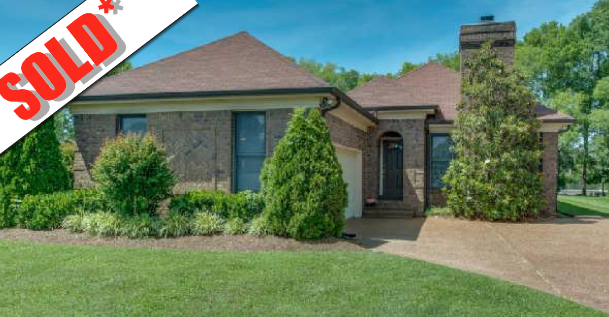 SOLD in Forrest Crossign Subdivision by THe Grumblse Team FranklinTNHomes