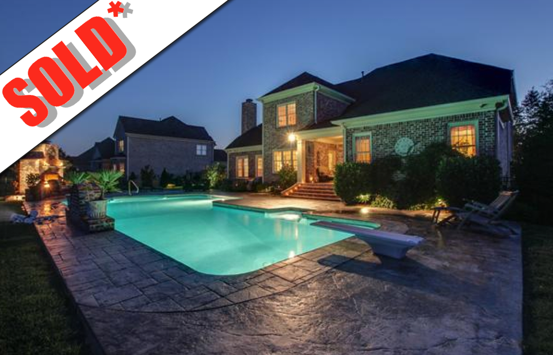 6038 Stags Leap Way Franklin TN 37064 SOLD by The Grumbles Team