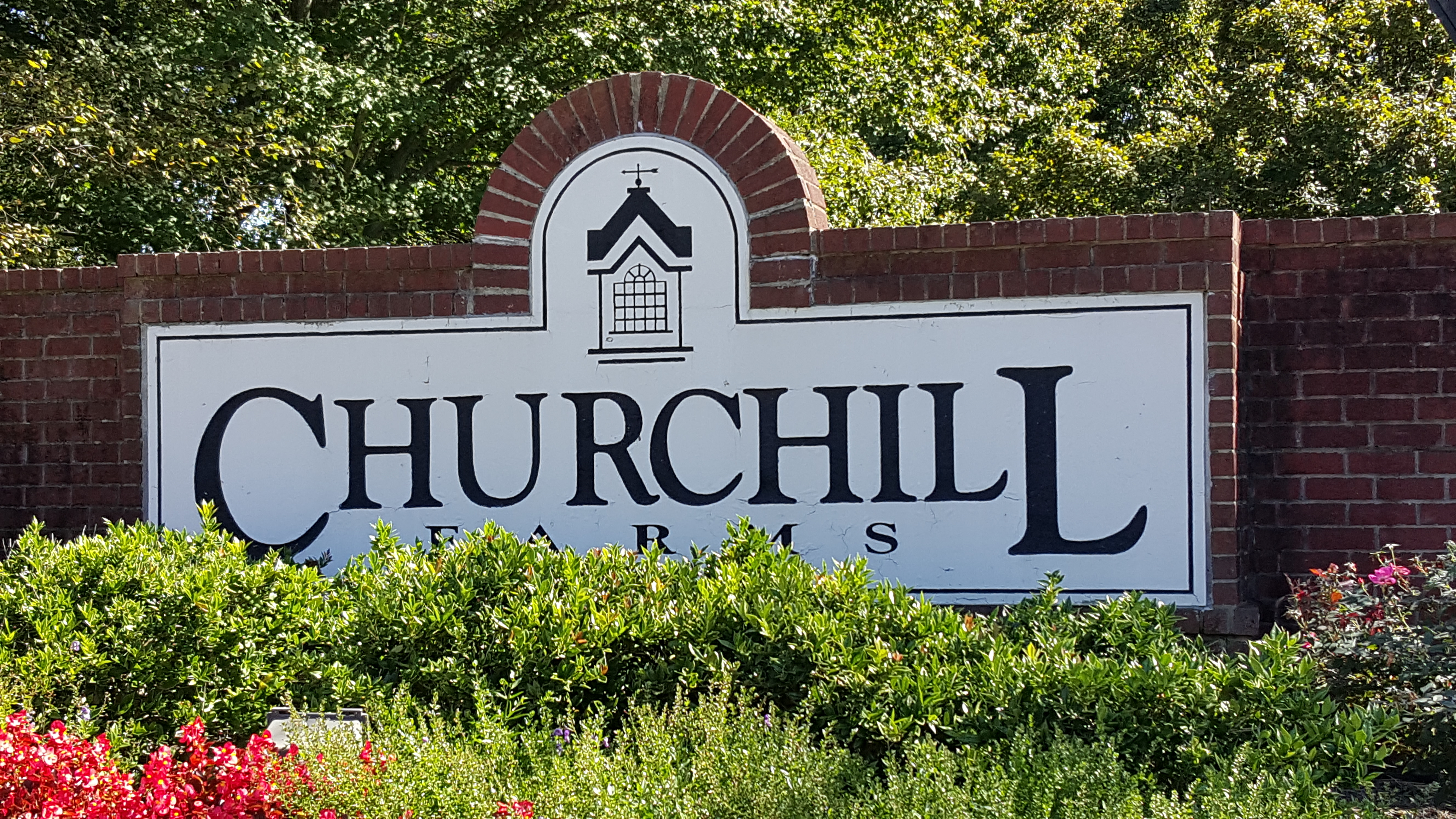 Churchill Farms subdivision in Thompson's Station homes for sale