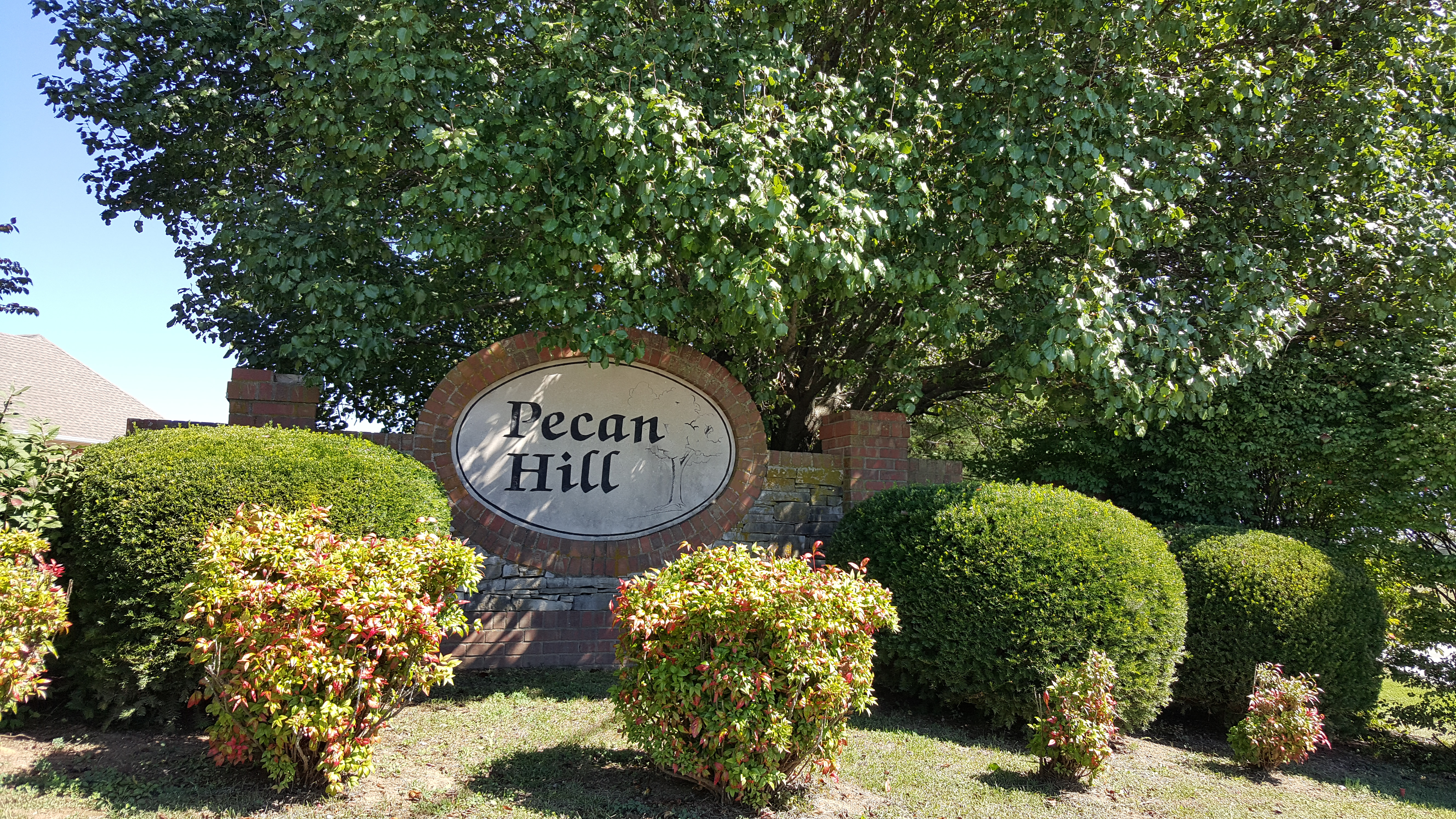 Pecan Hill subdivision in Thompson's Station homes for sale