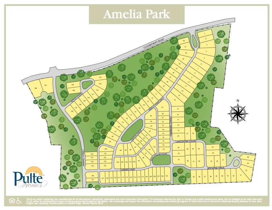 Amelia Park Subdivision