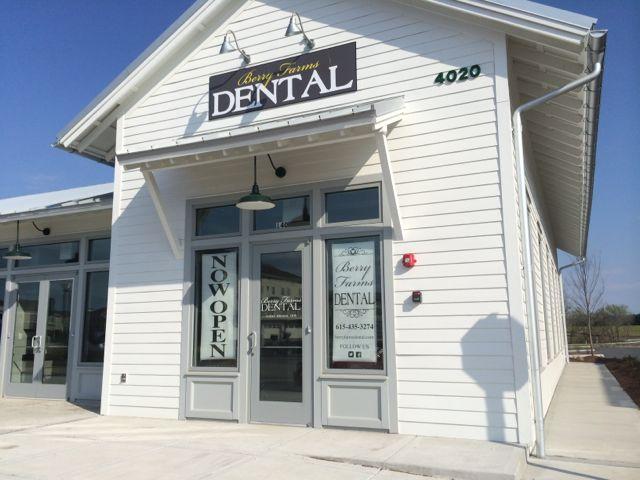 Berry Farms Dental Office