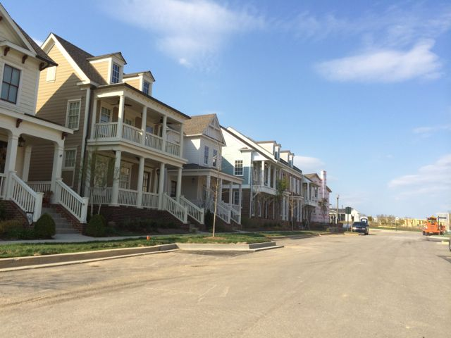 Berry Farms New homes for sale with front porches