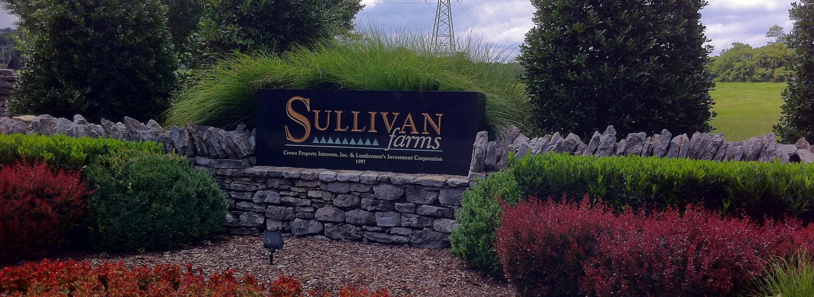 Sullivan Farms October 2011 Real Estate in Franklin