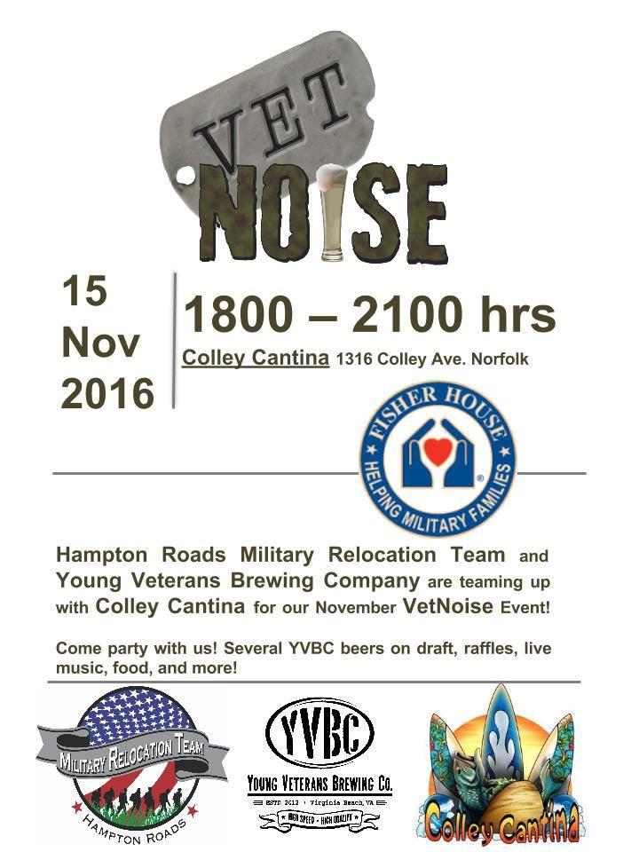 VetNoise Tuesday, November 15th 2016!