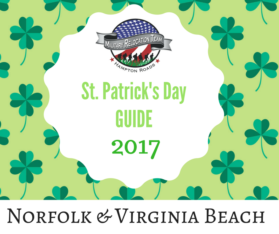 St. Patrick's Day Guide 2017!