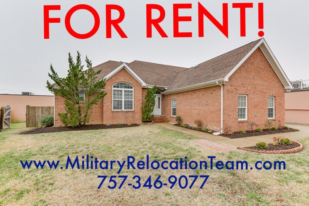 159 S BIRDNECK ROAD VIRGINIA BEACH VA, 23451 FOR RENT by The Hampton Roads Military Relocation Team!