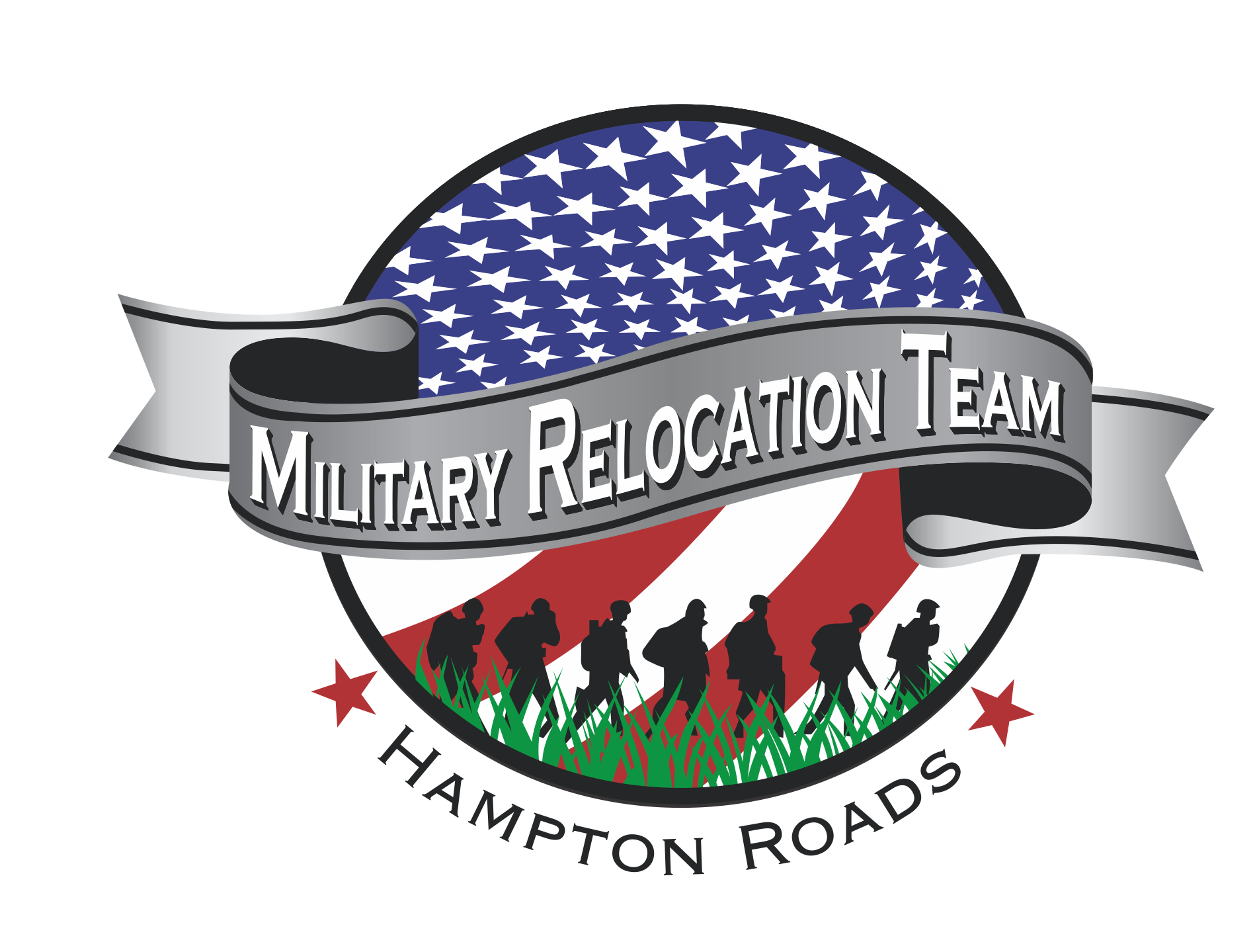 Military Relocation Team Logo