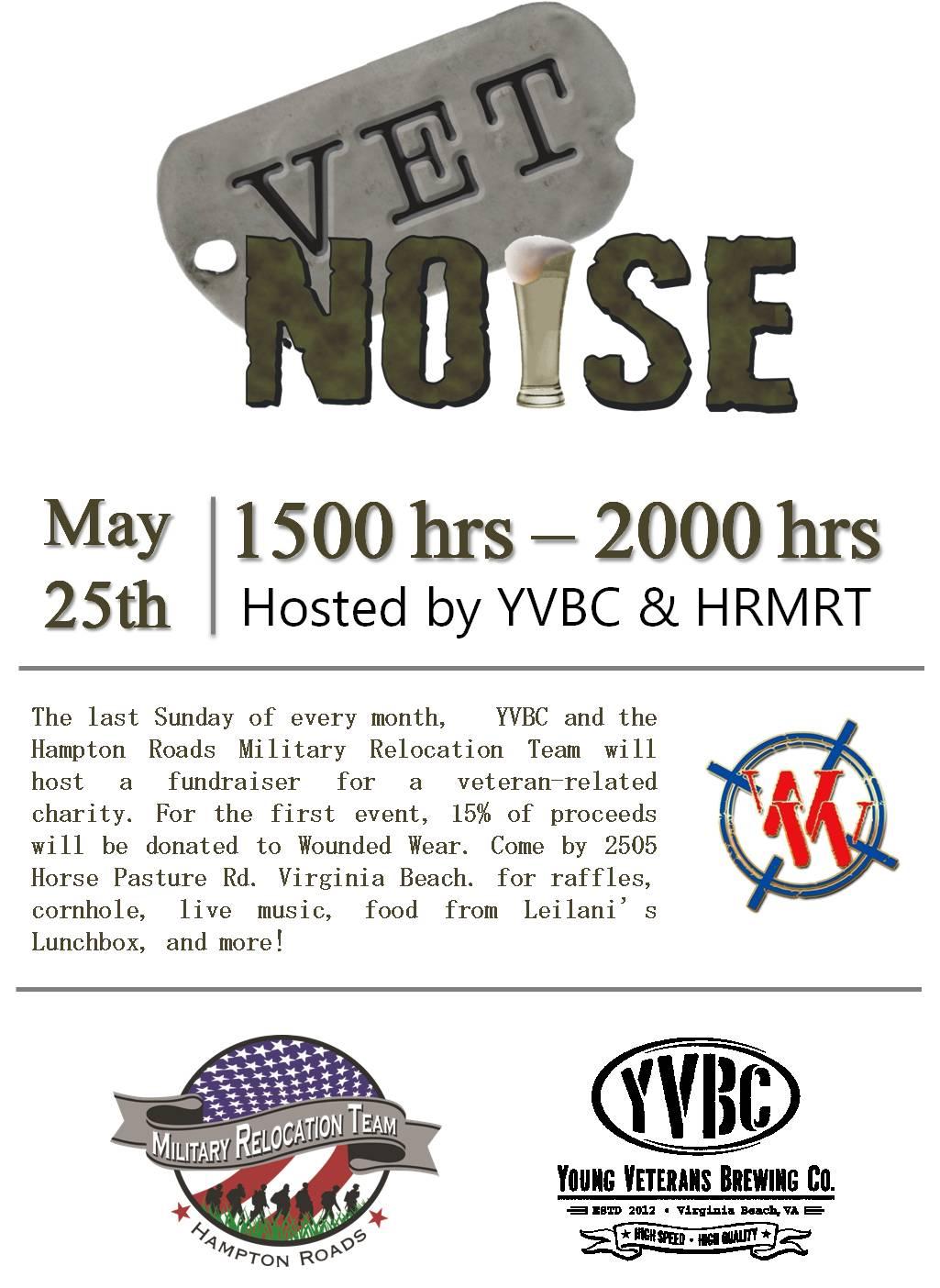 Vet Noise veteran fundraiser