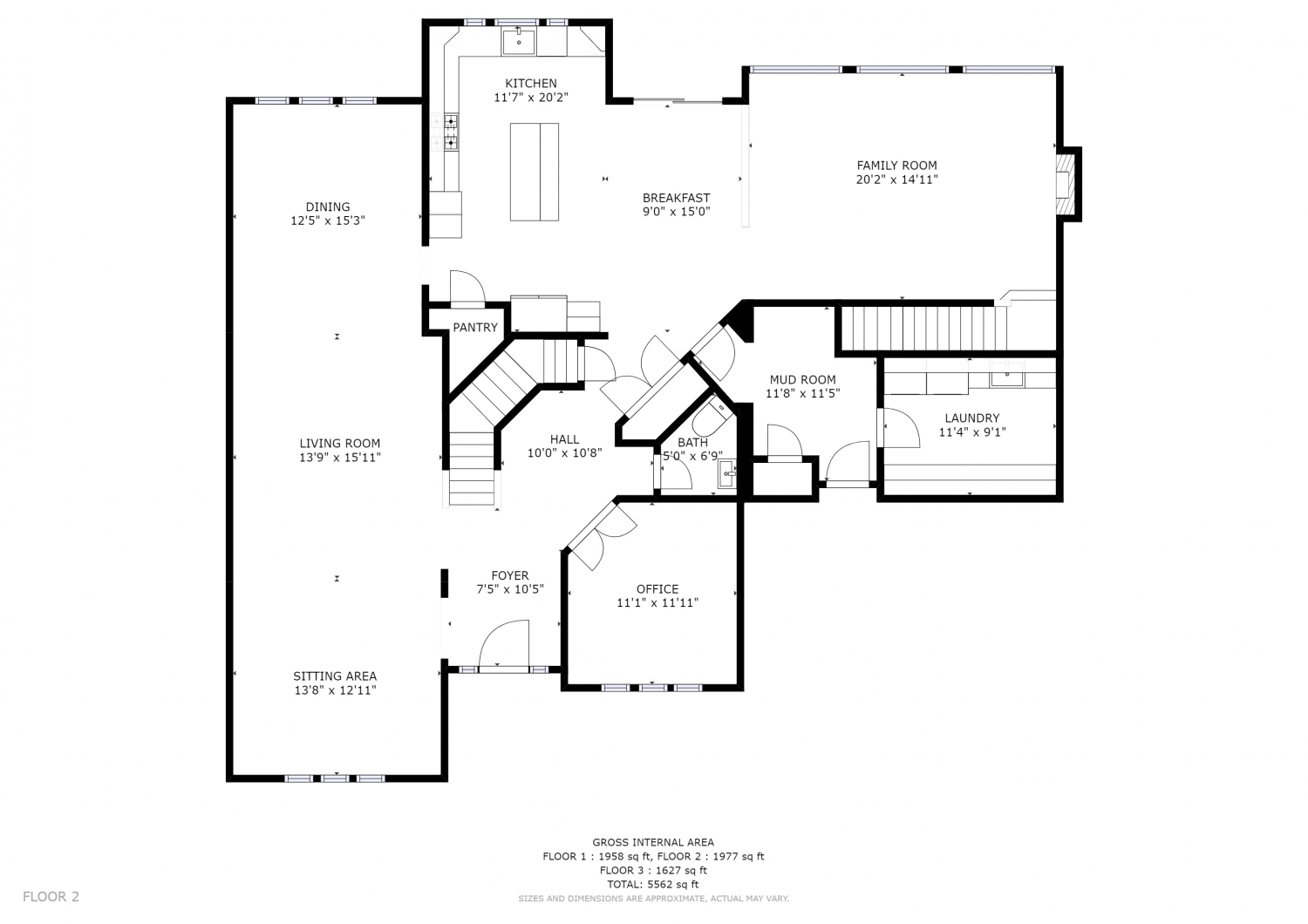 iMetro Property Floor Plan
