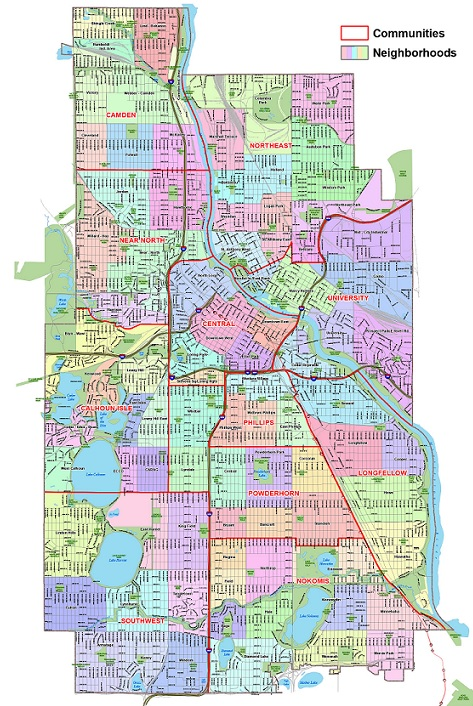 Minneapolis Neighborhoods