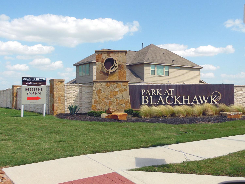blackhawk homes subdivision in pflugerville tx