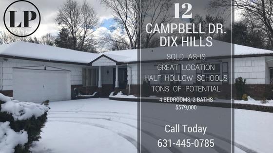 Open House Alert: Dix Hills NY