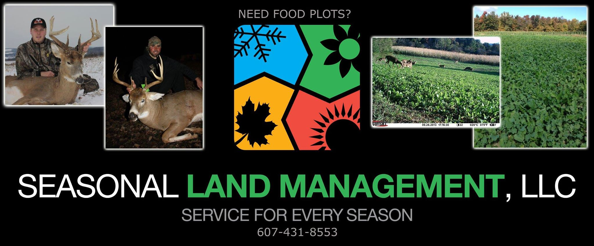 Food Plots Land Management
