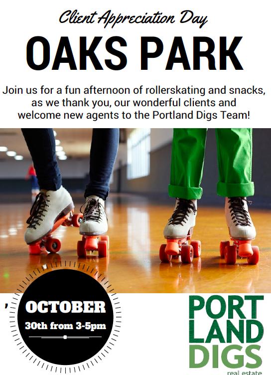 Client Appreciation Day at Oaks Park!
