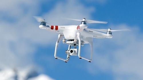 Drones, Drones, Drones.