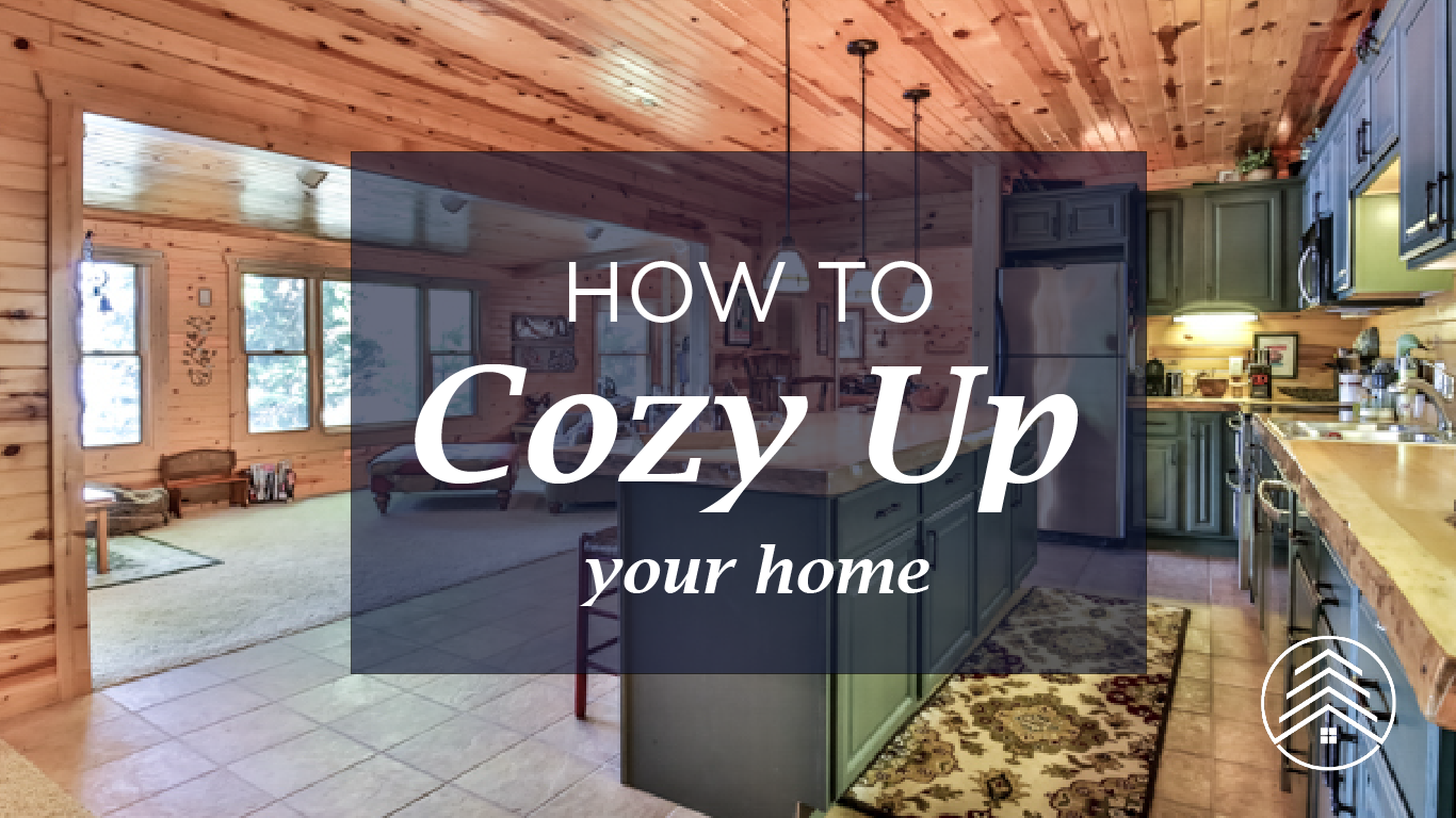 How to Cozy Up Your Home for Winter