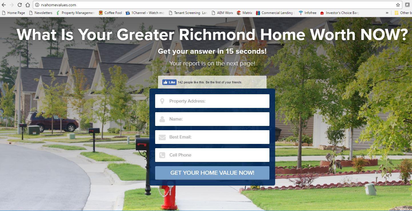 RVA Home Values