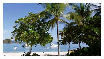 Costa Rice beach - luxury living